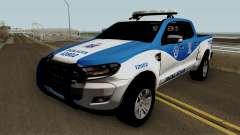 Ford Ranger 2017 PCBA para GTA San Andreas