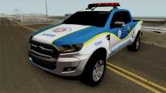 Ford Ranger 2017 PRE PMBA para GTA San Andreas