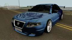 Ikco Samand Soren Full Sport para GTA San Andreas