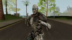 The Rock (Stone Watcher) from WWE Immortals para GTA San Andreas