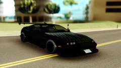 Toyota Supra Black Edition para GTA San Andreas