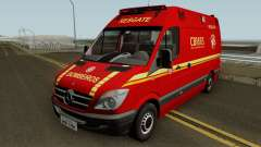 Mercedes-Benz Sprinter Ambulance (CBMRS)