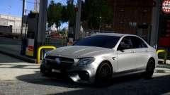 Mercedes-Benz E63S AMG para GTA 4