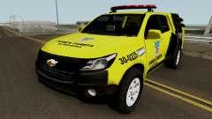 Chevrolet S-10 Forca Tarefa para GTA San Andreas