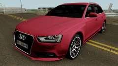 Audi A4 Avant HQ para GTA San Andreas