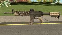 M4A1 SO-TL para GTA San Andreas