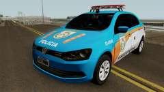 Volkswagen Voyage G6 PMERJ BPVE para GTA San Andreas