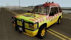 Ford Explorer - Jurassic Park v2