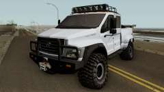 GAZ Next Off-Road para GTA San Andreas