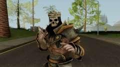 Triple H (Skull King) from WWE Immortals para GTA San Andreas