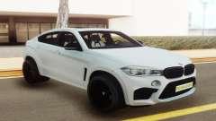 BMW X6M Crossover para GTA San Andreas