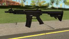 Takedown Red Sabre M4A1 para GTA San Andreas