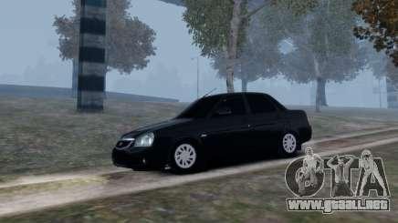 Oper Estilo Lada 2170 para GTA 4