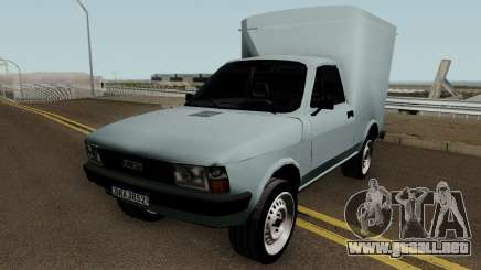 Fiat Fiorino (147) para GTA San Andreas