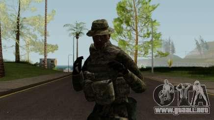 Scout Soldier para GTA San Andreas