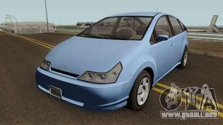 Toyota Prius Civil Y Taxi Hibrido De CDMX V1 para GTA San Andreas