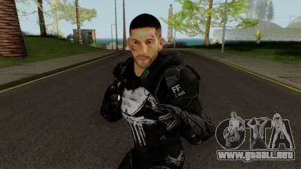 Iron Punisher V2 para GTA San Andreas