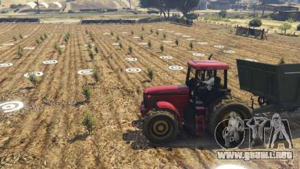 Farming Life Project - Mod 1.1 para GTA 5