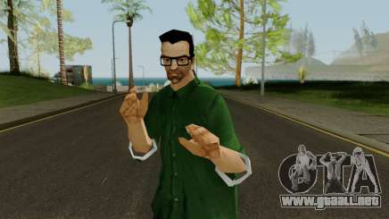 Toni with Big Smoke Body para GTA San Andreas