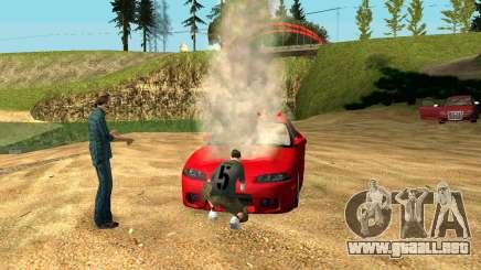 La vida en el pueblo para GTA San Andreas