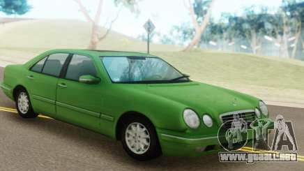 Mercedes-Benz E280 2000-2002 para GTA San Andreas