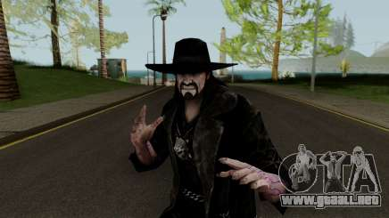 Undertaker (Deadman) from WWE Immortals para GTA San Andreas