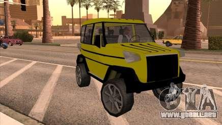 Vector para GTA San Andreas
