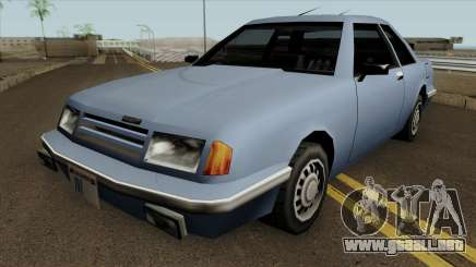Manana Auto Escola TCGTABR para GTA San Andreas