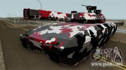 TM-02 Khanjali GTA V Online para GTA San Andreas