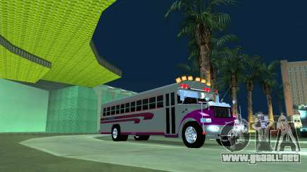 Diablo Rojo (International 3800) Thiago Caleb v2 para GTA San Andreas