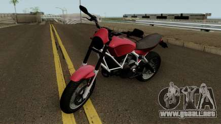 Pegassi Esskey GTA V High Quality para GTA San Andreas
