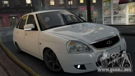 Lada Priora Sound Tuning para GTA 4