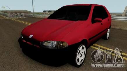 Fiat Palio Tunable para GTA San Andreas