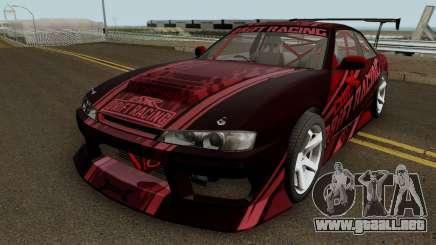 Nissan Silvia S14 Drift X 1998 para GTA San Andreas