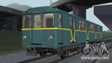 Tipo de vehículo E Kiev 2000 para GTA San Andreas