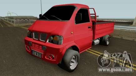 DFM Mini 1.3 Truck para GTA San Andreas