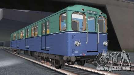 Tipo de vehículo E 81-703 Reiniciar para GTA San Andreas