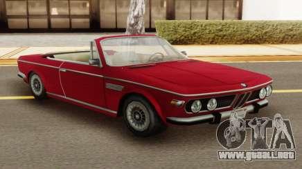 BMW E9 para GTA San Andreas