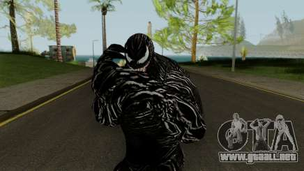 Venom Movie Skin para GTA San Andreas