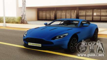 Aston Martin DB11 Coupe para GTA San Andreas