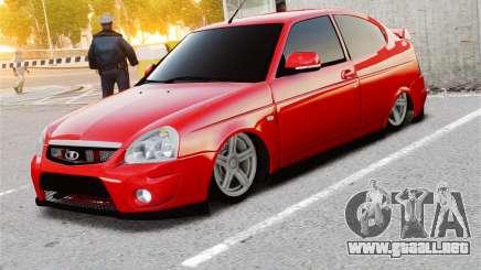 Lada Priora Sport para GTA 4