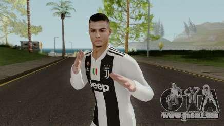 Cristiano Ronaldo Juventus para GTA San Andreas