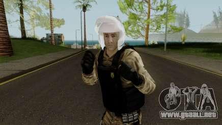 SKIN PRF MOTOCICLISTA para GTA San Andreas