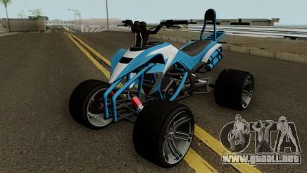 Nagasaki Streer Blazer GTA V para GTA San Andreas