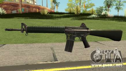 CSO2 T65 Assault Rifle para GTA San Andreas