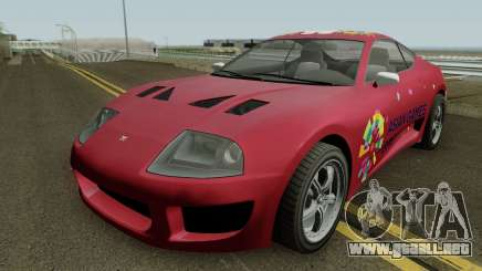 Dinka Jester Classic 18th Asian Games para GTA San Andreas