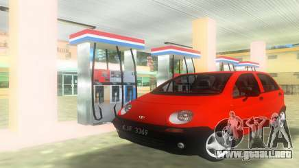 Daewoo Matiz yo SÍ 1998 para GTA Vice City