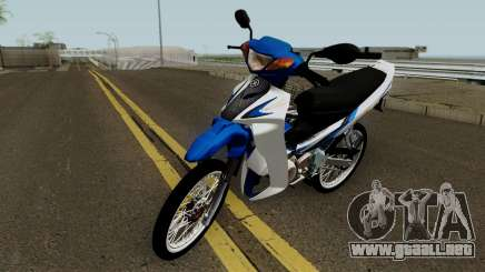 Yamaha 125z STD Version para GTA San Andreas