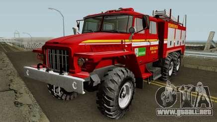 ABT Ural de Santa Maria para GTA San Andreas