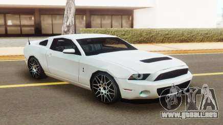 Ford Shelby 2013 para GTA San Andreas